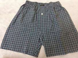Men's Cotton Boxer