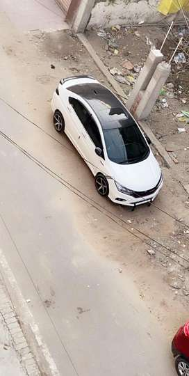 Fully modified honda city 2017 spended apporx 3 lakh on it
