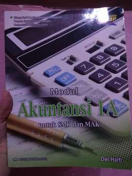 Buku Akuntansi 1A Dwi Harti Penerbit Erlangga