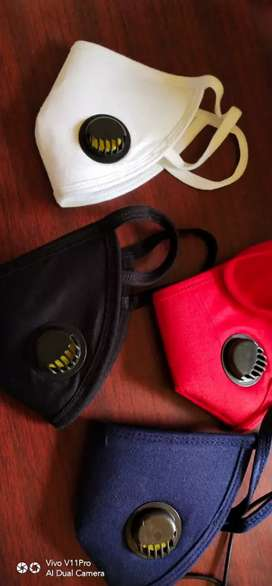 ANTI DUST MASK WITH AIR FILTER