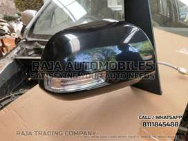 Imported LED Side Mirror For Innova
