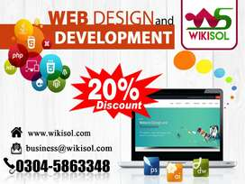 eCommerce website / website development / website design / SEO Service