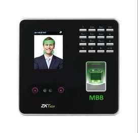 Fingerprint MBB Fiface 200 Alat Absen Wajah & Sidik Jari MURAH GARANSI