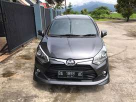 FS Agya TRD S 2018 Automatic Rp 130.000.000 nego tipis