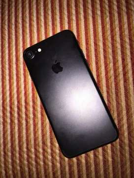 Iphone 7 128gb black colour