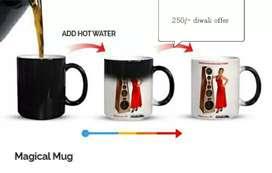 Customise Magic mug