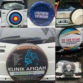 Pilihan keren cover ban jeep rush terios vitara wrangler vs taruna pan