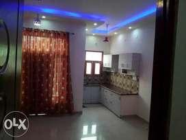 2BHK semifurnished flat near sidharth college