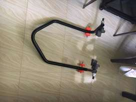 Ktm stand once it is used new