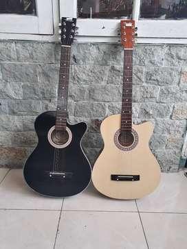 Gitar sudah tanam besi termurah topp