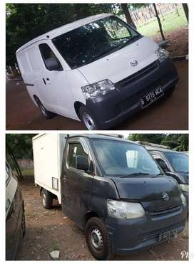 Rental Sewa Mobil Box, Blindvan, Truk Engkel, CDD, Wing Box