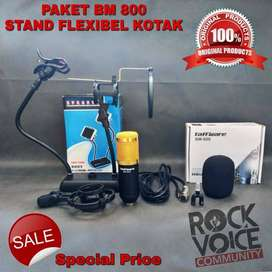 PAKET NEW STAND BM 800 WITH HOLDER