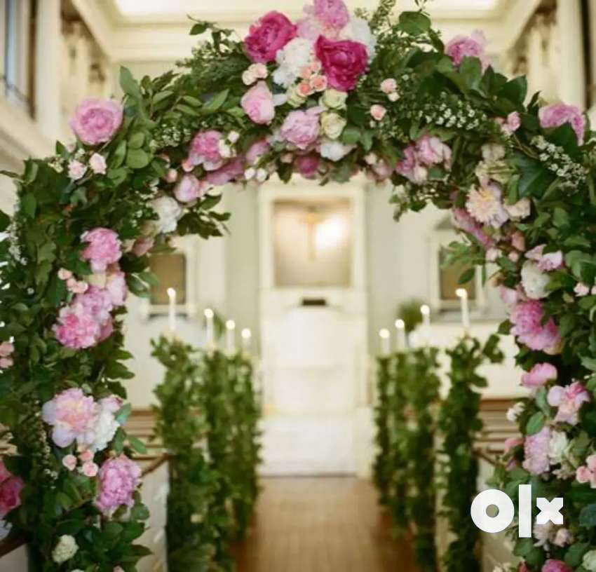 Stage decoration artificial flowers 0