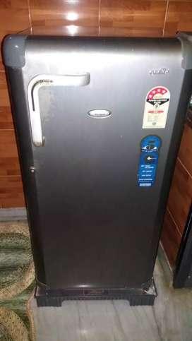 Whirlpool fridge
