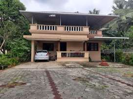 Independent 3 bhk duplex house built on 15.5 cents land for sale