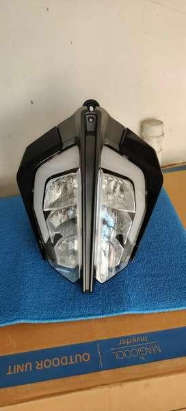 KTM Duke 390 Headlight Assembly