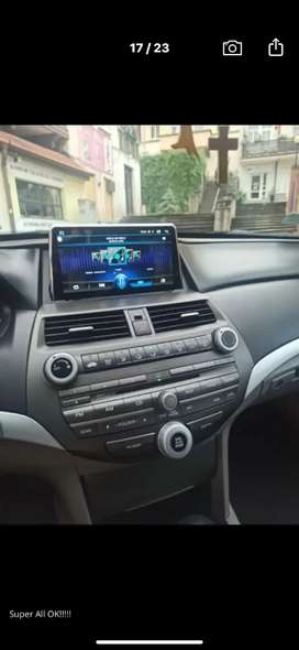 Honda Accord 2008-2014 android navigation system with canbus