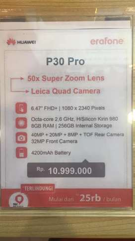Kredit HP Huawei P30 pro bunga 0