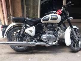 bullet classic 350cc new conditon