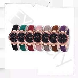FY jam tangan fashion wanita ellieth price 19.000