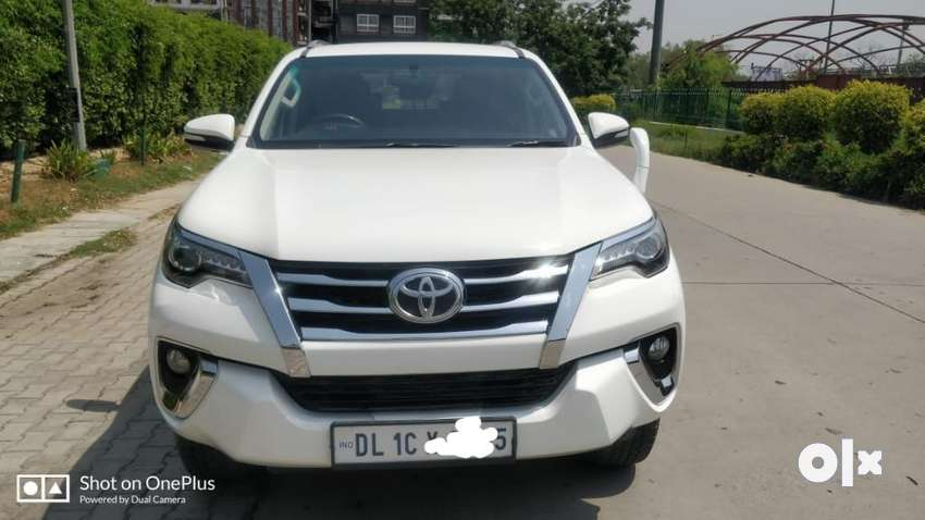 Toyota Fortuner 4x2 Automatic, 2017, Diesel 0