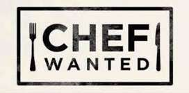 Conti Chef Required for Cafe