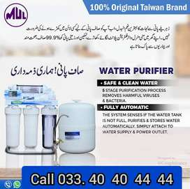 Multiply r.o Water filter for pure water