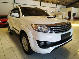 Toyota Fortuner 2.5G '2014 AT - Good condition