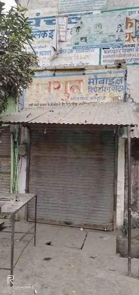 Shop in prime location in baraula chauraha.