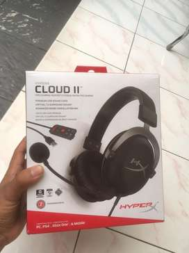Hyper X Cloud 2 gun Metal