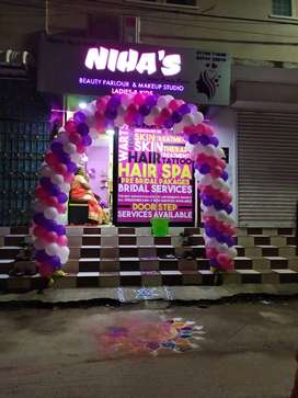 Beauty Parlour available for Sale
