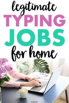 Good writing work weekly salary 13000