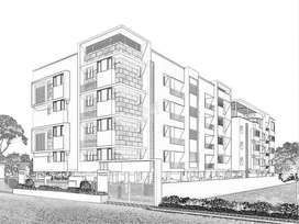 On Road Project, CMDA New 3BHK Flats for Sale in Medavakkam.