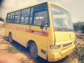 Well funished maintained bus ,