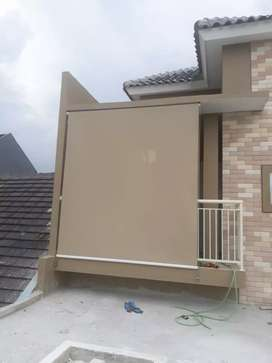 Gordyn vertikal horizontal roll blind panel ideal 135