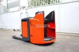 Dijual Pallet Mover Forklift Electric Bekas Berkualitas Siap Pakai