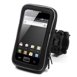 Universal Sepeda atau motor holder smartphone hp waterproof case