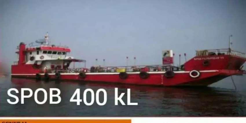 Dijual SPOB 400 KL Tahun 20I2 hub. Miss Palu via Telp/Wa