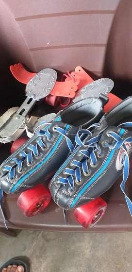Skating shoes kit
