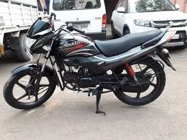 Hero passion pro black n grey colour fully condition bike..