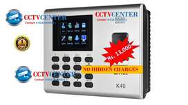 Biometric Time Attendance, Zkteco, K40, ACS  (NO HIDDEN CHARGES)