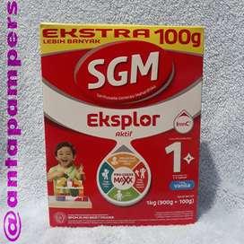 Susu SGM Explore