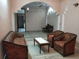 3 bhk flat for pg