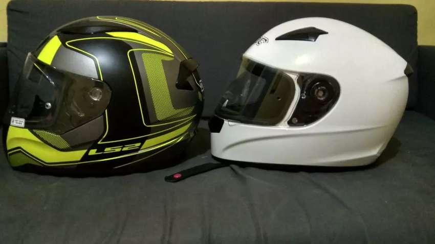 Helm LS2 Rapid mulus 0