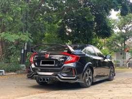 Honda Civic bodykit Type R Turbo ES 2017 hatchback sedan
