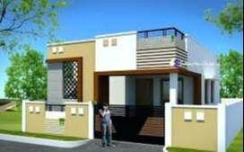 2BHK Luxury Villas for sale at near Jaycee school.