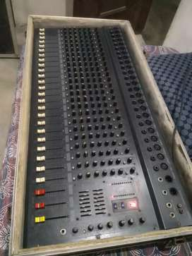 Lane sterio 24 channel mixer dj sound k lia only in 20000 me