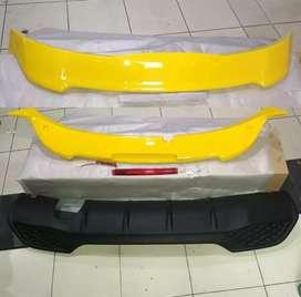 Paket bodykit all New Brio RS