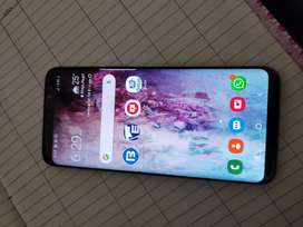 Samsung s8  band new condition