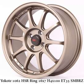 Velg mobil honda city Ring 16